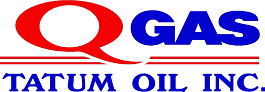 Q gas tatum oil inc logo