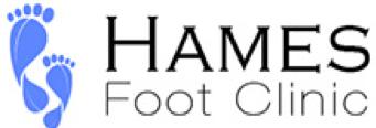 hames foot clinic logo